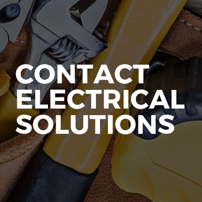 Contact electrical solutions