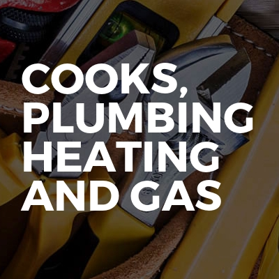 Cooks, Plumbing Heating and Gas
