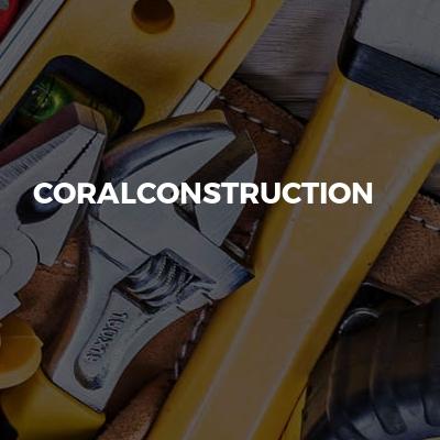 Coralconstruction