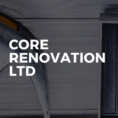 Core Renovation Ltd