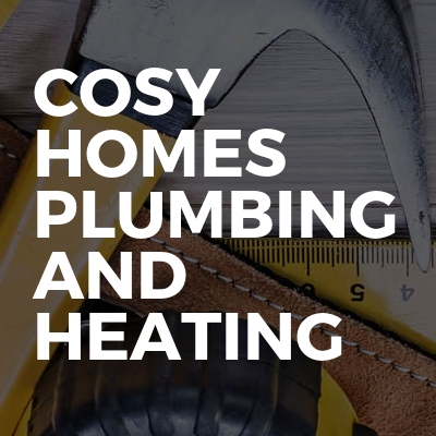 Cosy Homes Plumbing And Heating