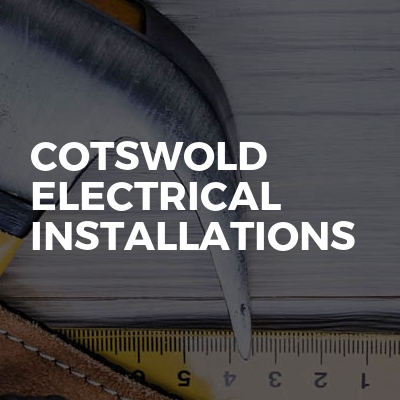 Cotswold Electrical Installations