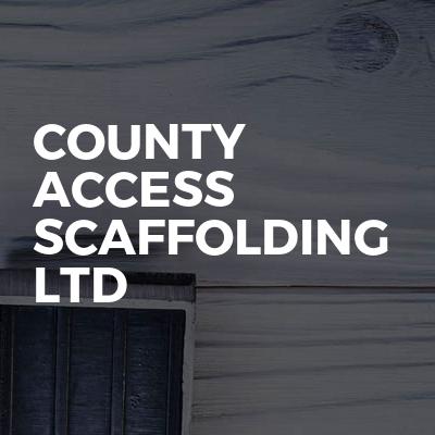 County Access scaffolding ltd