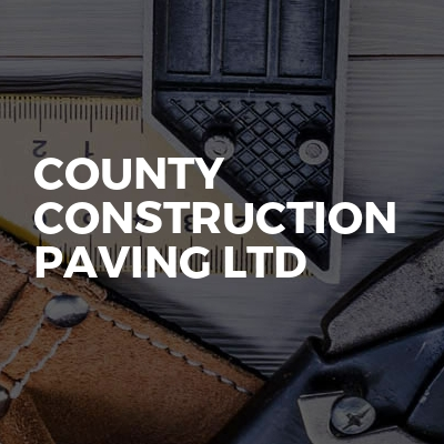 County construction paving Ltd