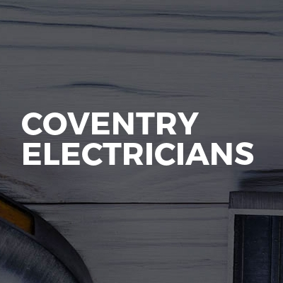 Coventry electricians