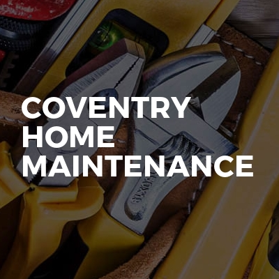 Coventry Home Maintenance