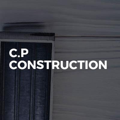 C.P Construction