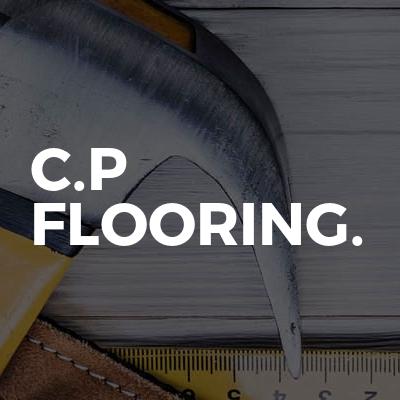 C.P flooring.