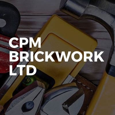 CPM Brickwork LTD