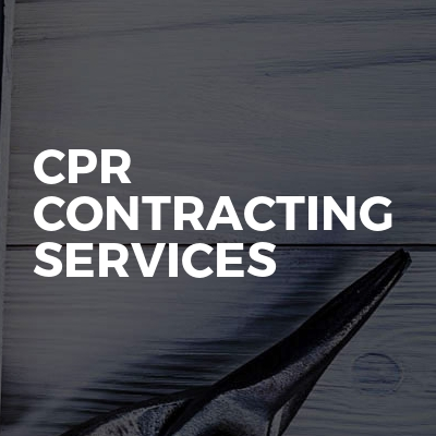 CPR Contracting Services