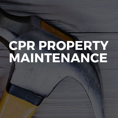 CPR PROPERTY MAINTENANCE