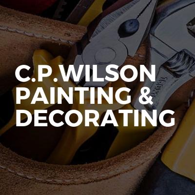C.P.WILSON painting & decorating