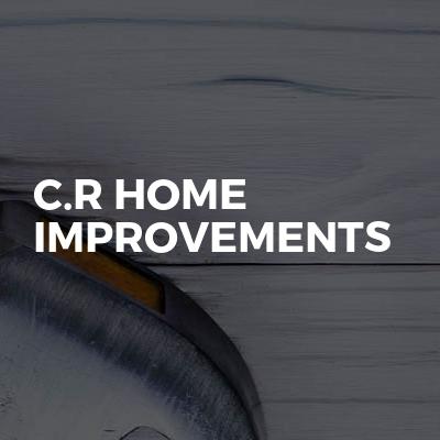 C.R Home Improvements