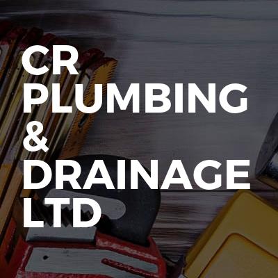 CR Plumbing & Drainage Ltd