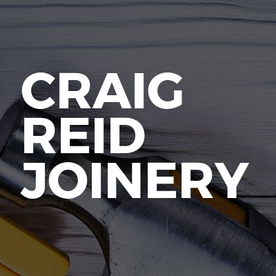 Craig Reid joinery