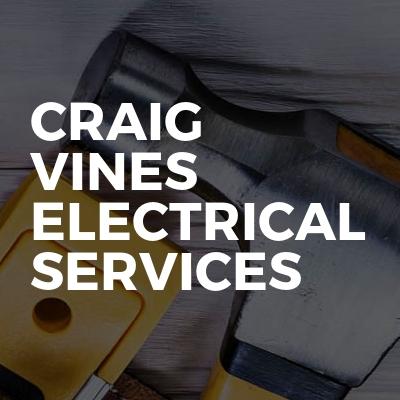 Craig vines electrical services