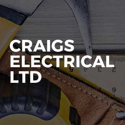 Craigs Electrical ltd