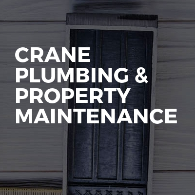 Crane Plumbing & Property Maintenance