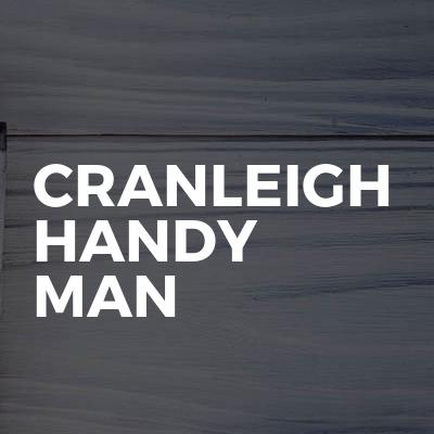 Cranleigh Handy Man