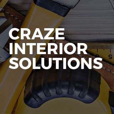 Craze Interior Solutions