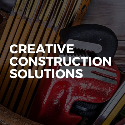Creative Construction Solutions