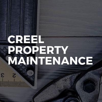 Creel Property Maintenance