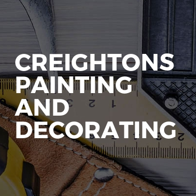 CREIGHTONS painting and decorating