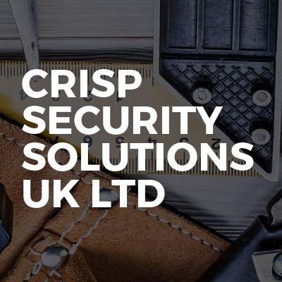 Crisp security solutions Uk ltd