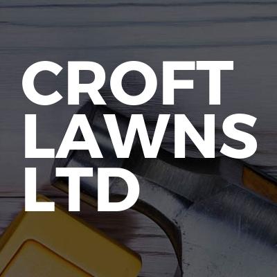 Croft lawns ltd