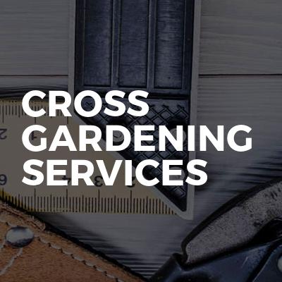 Cross Gardening Services