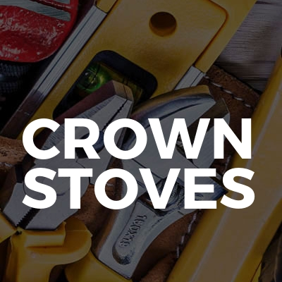 crown stoves