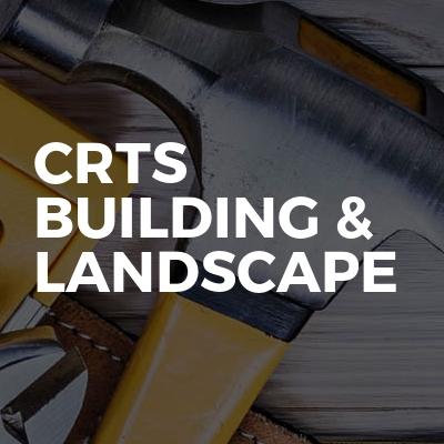 CRTS Building & Landscape