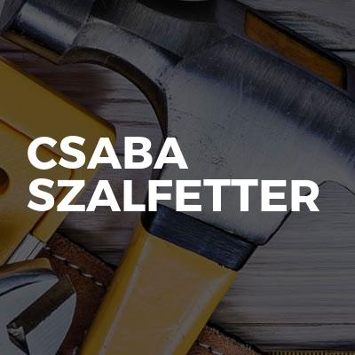 Csaba Szalfetter