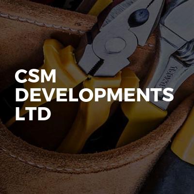 CSM Developments LTD