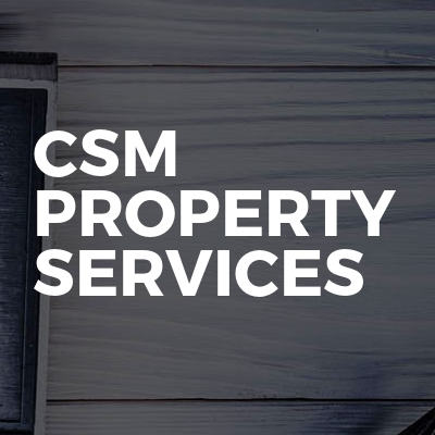CSM Property Services