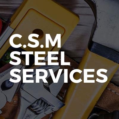 C.S.M Steel Services