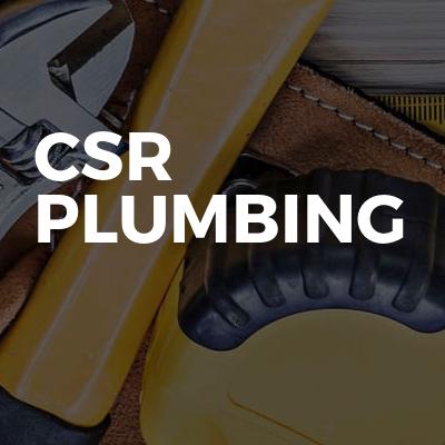 CSR plumbing