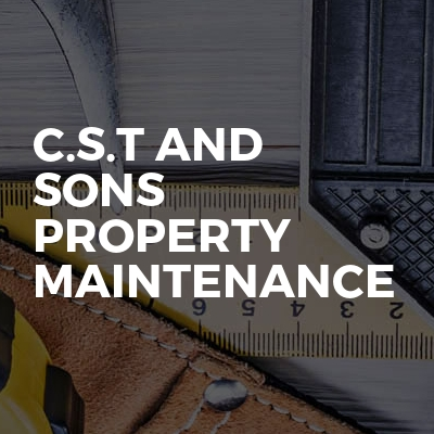 C.s.t And Sons Property Maintenance