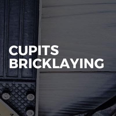 Cupits Bricklaying