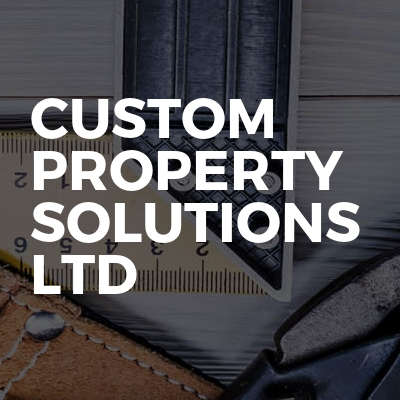 custom property solutions ltd