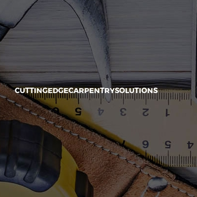 Cutting Edge Carpentry Solutions Ltd