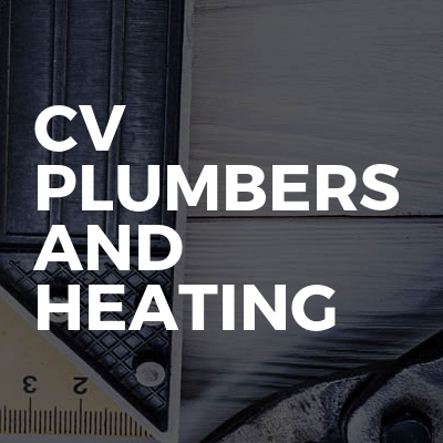 Cv plumbers and heating