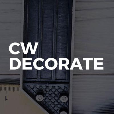 CW Decorate