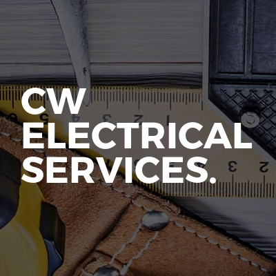 CW Electrical Services.