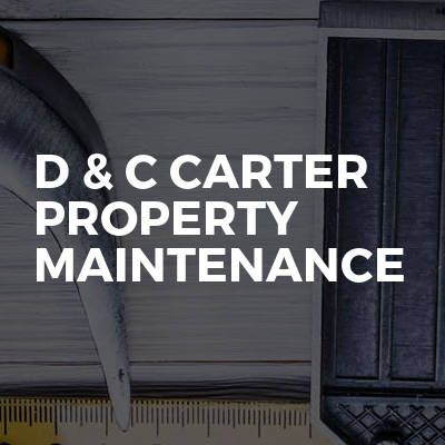 D & C Carter Property Maintenance