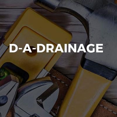 D-A-Drainage