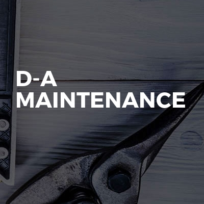 D-A Maintenance