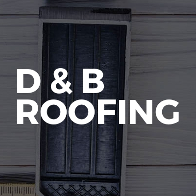D & B Roofing