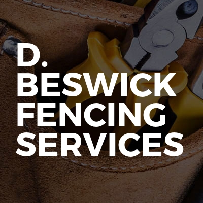 D. Beswick Fencing Services