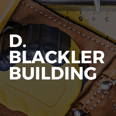 D. Blackler Building